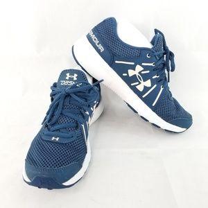 Under Armour Women's Running Shoes Blue Dash 2